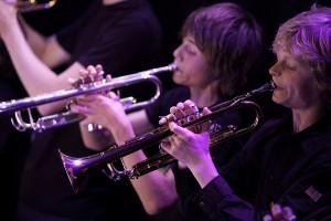Intermediate trumpets