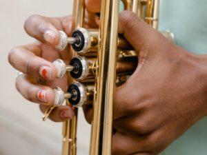Trumpet keys